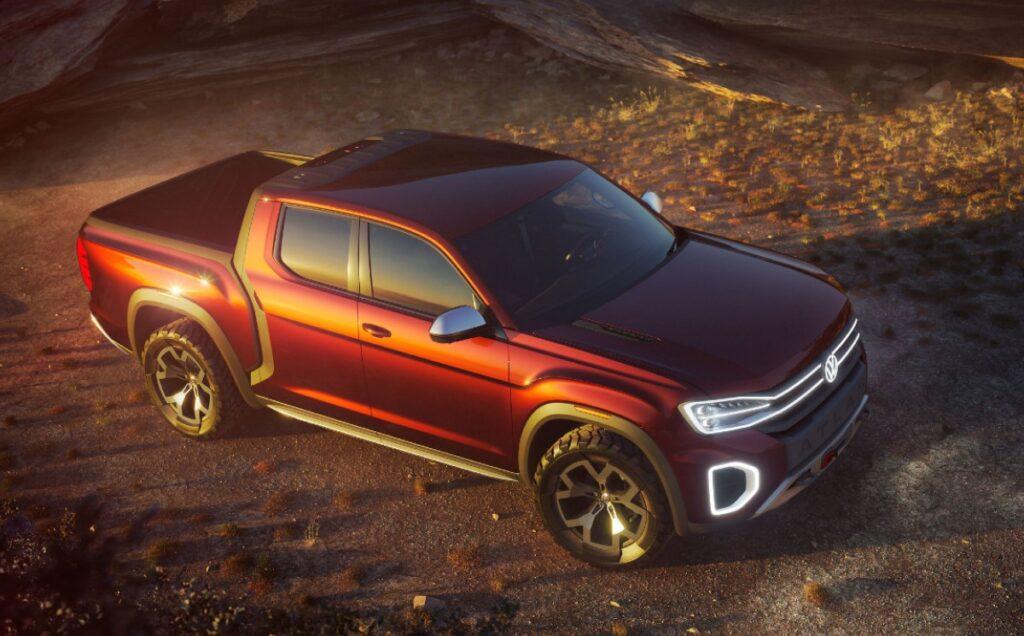 2022 VW Atlas Tanoak release date