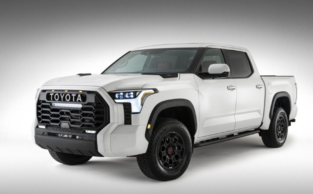 2023 Toyota Tundra hybrid