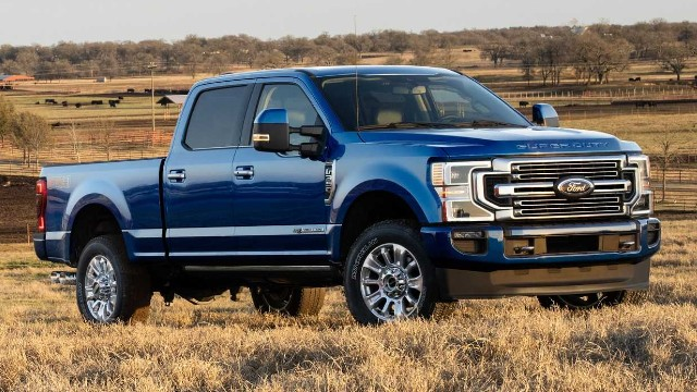 2023 Ford F-250 limited