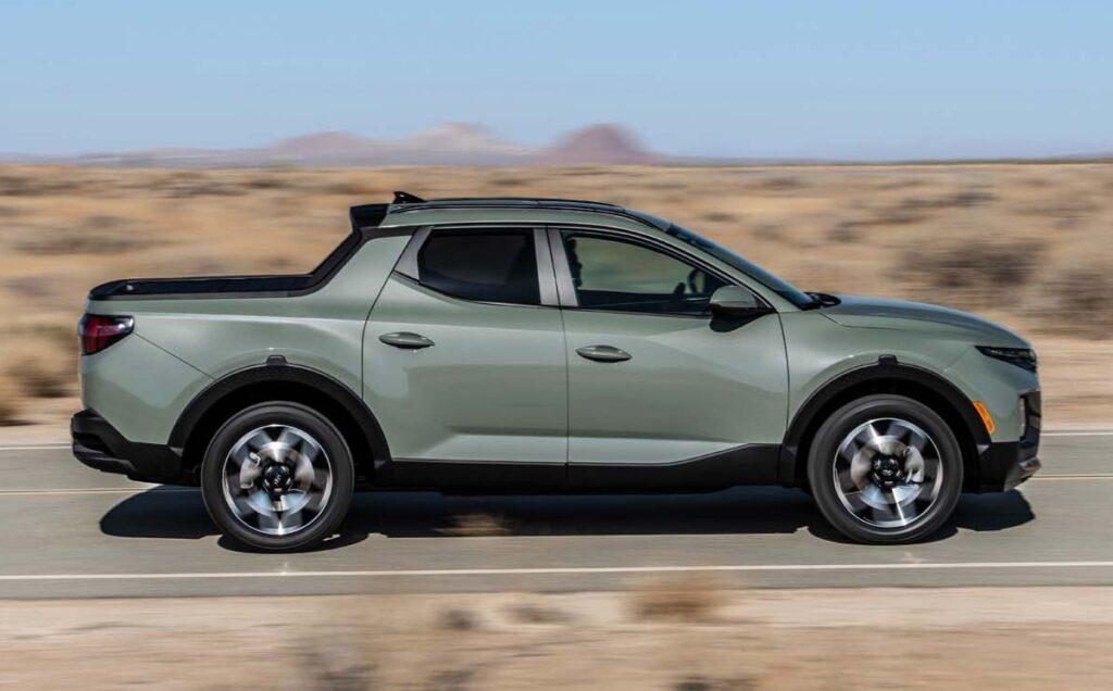 2023 Hyundai Santa Cruz release date