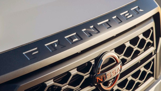 2023 Nissan Frontier Redesign
