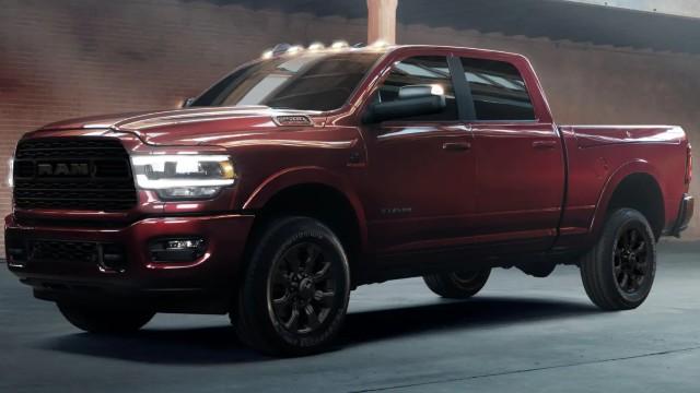 2023 Ram 2500 Power Wagon
