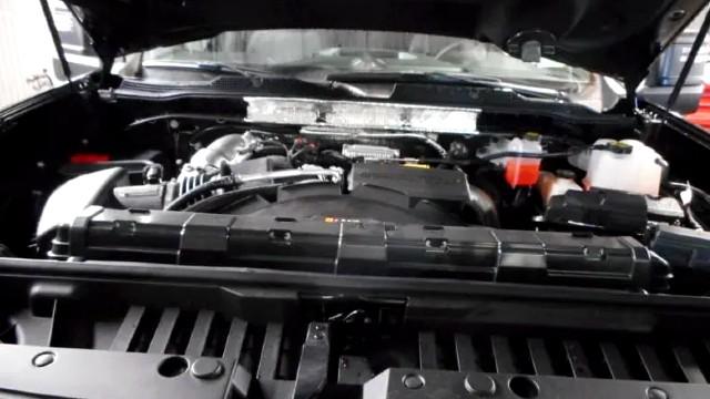 2023 Chevy Silverado 3500HD specs