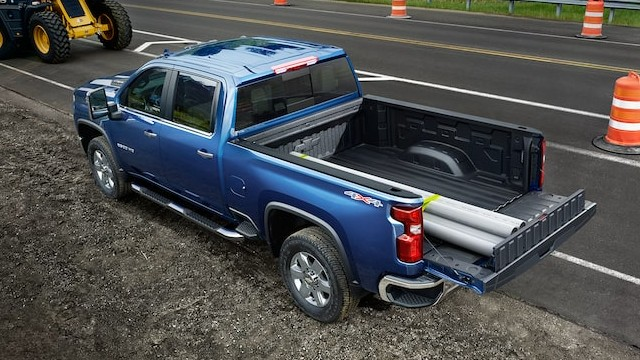 2023 Chevy Silverado HD Durabed