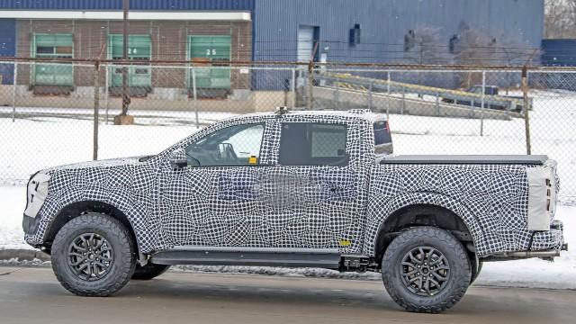 2023 Ford Ranger PHEV redesign