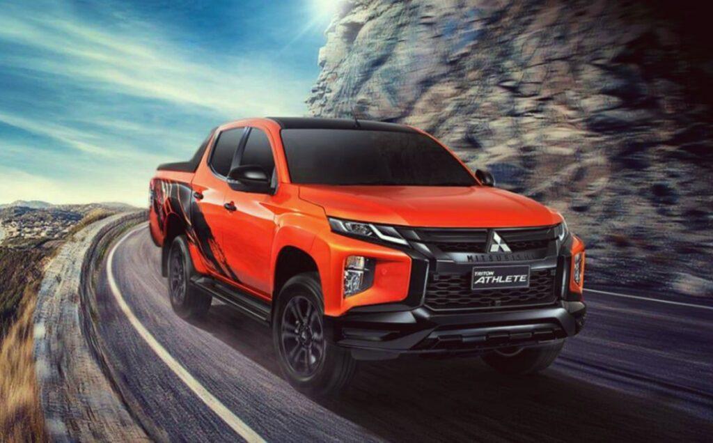 2023 Mitsubishi Triton release date