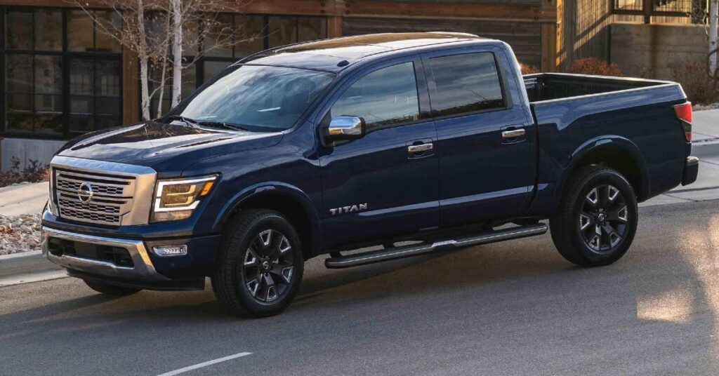 2023 Nissan Titan price
