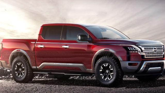 2023 Nissan Titan redesign