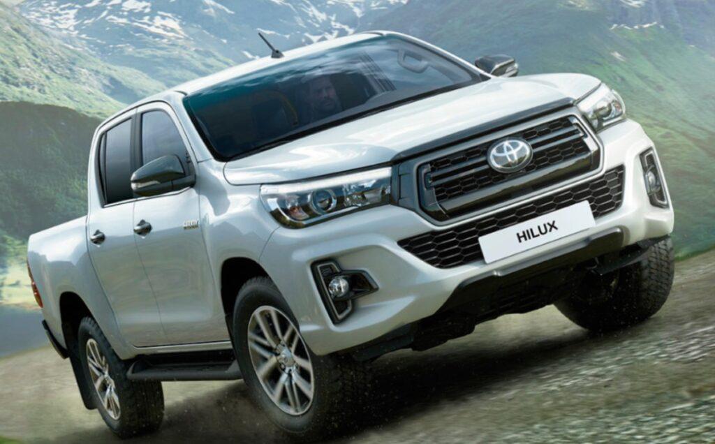 2023 Toyota Hilux price