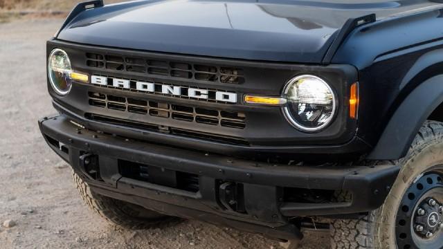 2023 Ford Bronco Pickup Truck