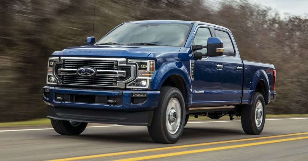 2023 Ford F-350 release date
