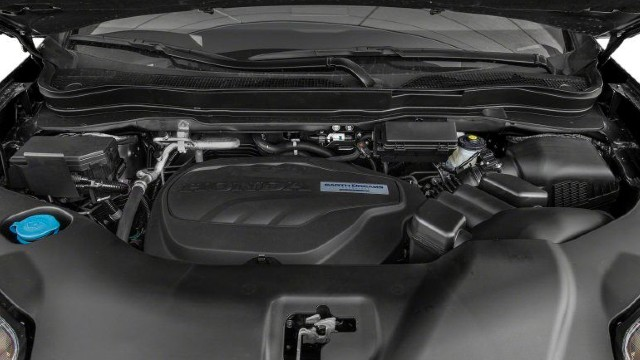 2023 Honda Ridgeline engine