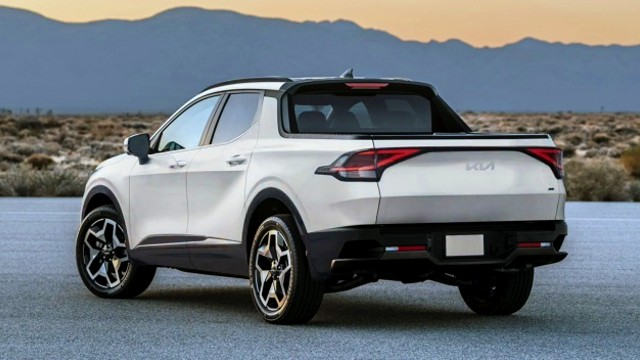2023 Kia Sportage Pickup Truck price