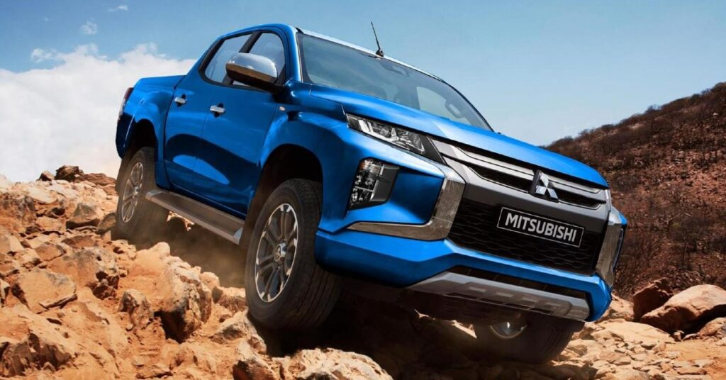 2023 Mitsubishi L200 release date