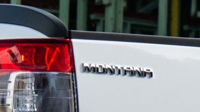 2023 Chevy Montana price