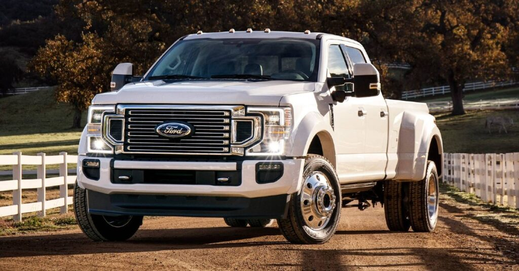 2023 Ford F-450 price