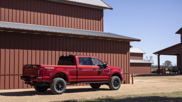 2023 Ford Super Duty redesign