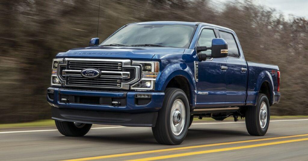 2023 Ford Super Duty release date