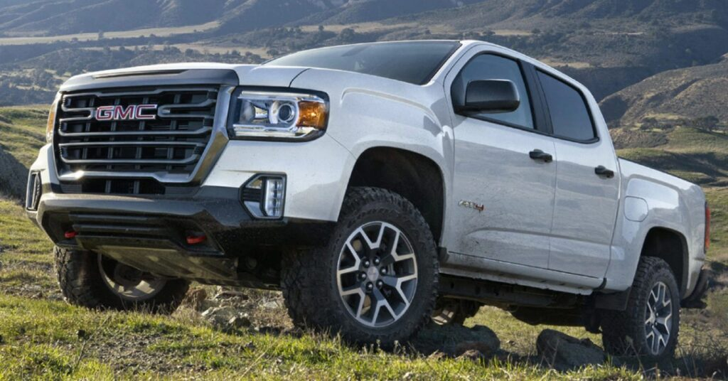 2023 GMC Canyon AT4 release date