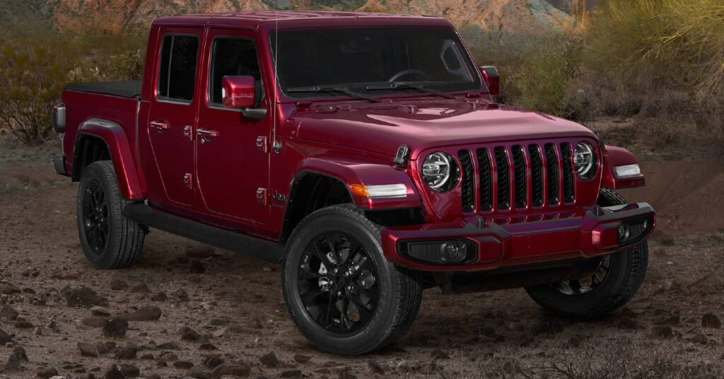 2023 Jeep Gladiator release date